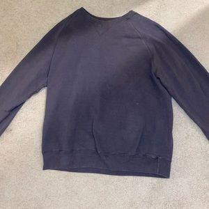 Extra soft, grey, sweatshirt